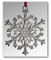 "2007 Snowflake ""Bentley"" Ornament"