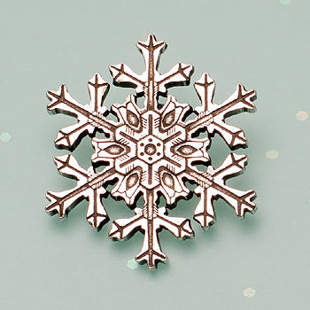 "2007 ""Snowflake"" Bentley Scatter Pin"