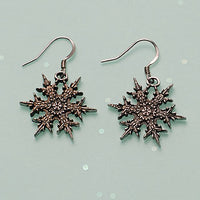 "2008 ""Snowflake"" Bentley Earrings"