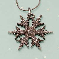 "2008 ""Snowflake"" Bentley Necklace"