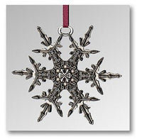 "2008 Snowflake ""Bentley"" Ornament"