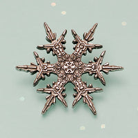 "2008 ""Snowflake"" Bentley Scatter Pin"
