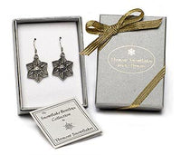 "2009 ""Snowflake"" Bentley Earrings"