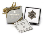 "2009 ""Snowflake"" Bentley Scatter Pin"