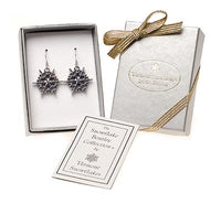 "2010 ""Snowflake"" Bentley Earrings"