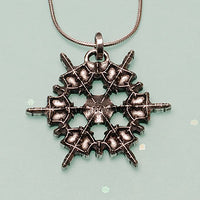 "2010 ""Snowflake"" Bentley Necklace"