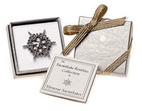 "2010 ""Snowflake"" Bentley Scatter Pin"