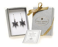 "2011 ""Snowflake"" Bentley Earrings"