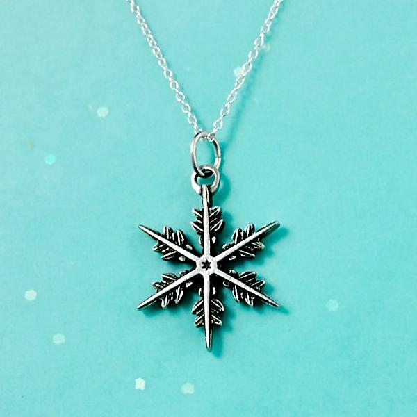 "2011 Mini ""Snowflake"" Bentley Necklace"