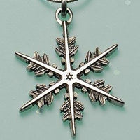 "2011 ""Snowflake"" Bentley Necklace"