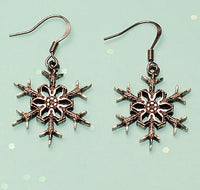 "2012 ""Snowflake"" Bentley Earrings"