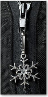 "2012 ""Snowflake"" Bentley Zipper Pull"