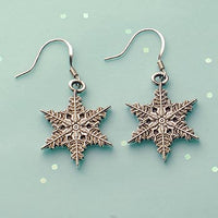 "2013 ""Snowflake"" Bentley Earrings"