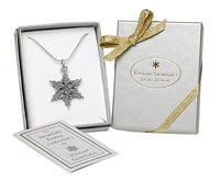 "2013 ""Snowflake"" Bentley Necklace"