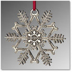 "2014 Snowflake ""Bentley"" Ornament"