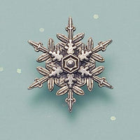 "2015 ""Snowflake"" Bentley Scatter Pin"