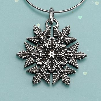 "2016 ""Snowflake"" Bentley Necklace"