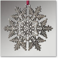 "2016 Snowflake ""Bentley"" Ornament"
