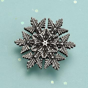 "2016 ""Snowflake"" Bentley Scatter Pin"