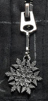 "2016 ""Snowflake"" Bentley Zipper Pull"
