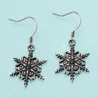 "2017 ""Snowflake"" Bentley Earrings"