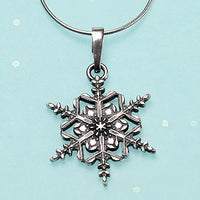 "2017 ""Snowflake"" Bentley Necklace"