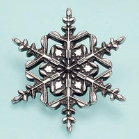"2017 ""Snowflake"" Bentley Scatter Pin"