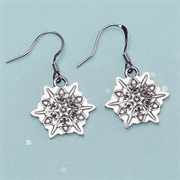 "2018 ""Snowflake"" Bentley Earrings"