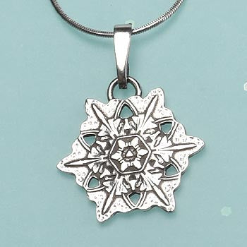 "2018 ""Snowflake"" Bentley Necklace"