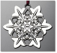 "2018 Snowflake ""Bentley"" Ornament"