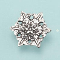 "2018 ""Snowflake"" Bentley Scatter Pin"