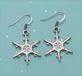 "2019 ""Snowflake"" Bentley Earrings"