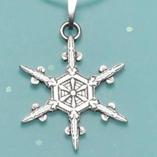 "2019 ""Snowflake"" Bentley Necklace"