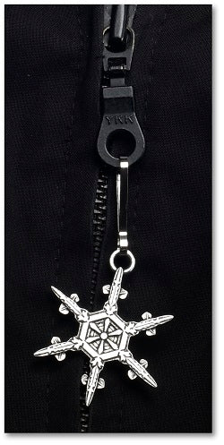 "2019 ""Snowflake"" Bentley Zipper Pull"