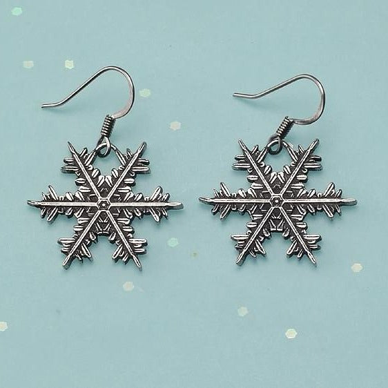 "2020 ""Snowflake"" Bentley Earrings"