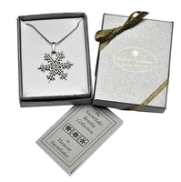 "2020 ""Snowflake"" Bentley Necklace"