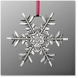 "2020 Snowflake ""Bentley"" Ornament"