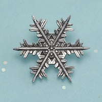 "2020 ""Snowflake"" Bentley Scatter Pin"