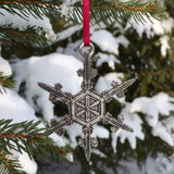 "2019 Snowflake ""Bentley"" Ornament"