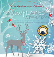 Snowflake Pop-Up Book