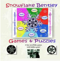 Snowflake Bentley Games and Puzzles