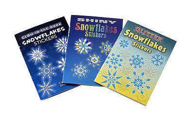Snowflake Sticker Collection