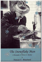 The Snowflake Man Book