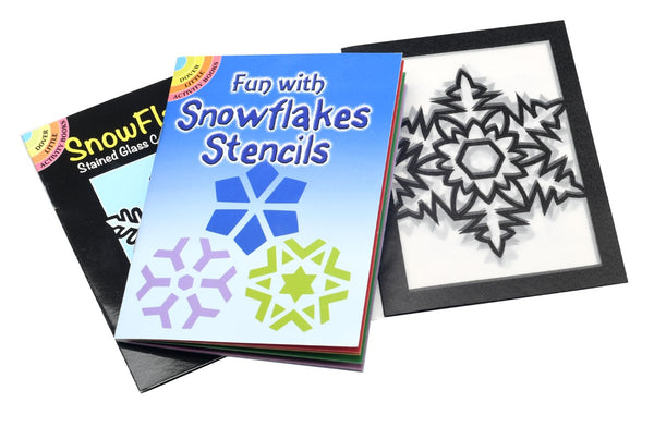 Snowflake Activity Booklet Collection