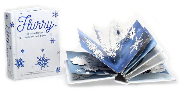 Flurry Mini Pop-up Book