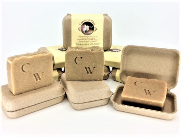 Contrary's Whey Goat Milk Soap