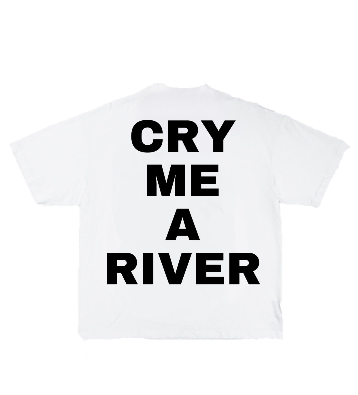 CRY T-SHIRT - RECLUSIONISM