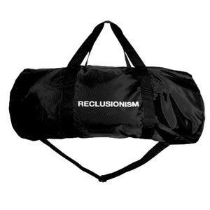 CARRIER DUFFEL - RECLUSIONISM
