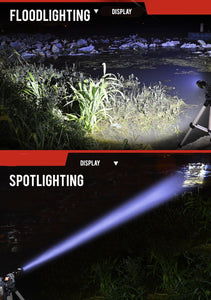 Taclight Tactical Flashlight