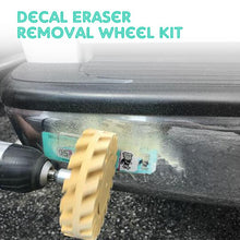 Load image into Gallery viewer, Decal Eraser Removal Wheel Kit